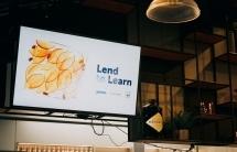 6. novembrī notika projekta Lend to Learn pirmais pasākums