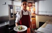 Gatavošanās World Skills pavāru konkursam