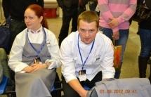 Latviešu pavāri Sanktpēterburgā