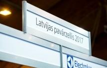 LATVIJAS 2017. GADA PAVĀRZELLIS (07.09.17.)