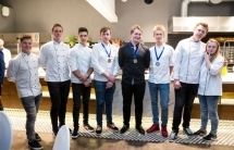 Latvijas gada pavāra un pavārzeļļa apbalvošanas ceremonija 08.09.2017.