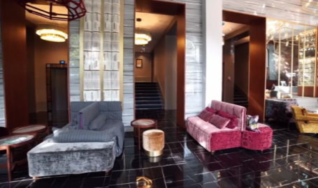 2018.gada balvu Rīgas arhitektūrā saņem Grand Poet Hotel