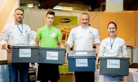 7. septembrī notika konkurss Latvijas pavārs 2018 un Latvijas   pavārzellis 2018