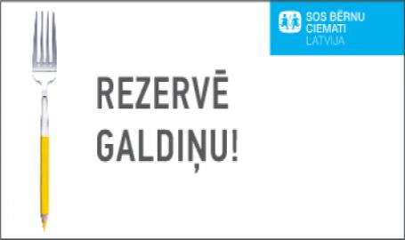 Latvijas restorāni piedalās labdarības akcijā -Aizved savējos uz restorānu un palīdzi citiem tikt uz skolu!