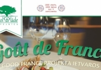 Francijas garšas Rundālē
