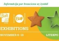 Informācija par braucienu 10.novembrī uz izstādi ''BaltShop.BaltHotel.BaltGastro'' un ''BaF'' Lietuvā
