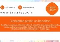 Izbraukuma seminārs Viļņā – ielūdz Tastytasty Baltic!