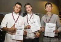 Konkursa ''Latvijas 2013.gada pavārzellis'' rezultāti