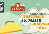 Latvijas grilēšanas & BBQ festivāls 2017