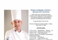 Pavāra profesijas virsotne – Bocuse d'Or konkurss