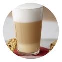 late makjato(latte macchiato)