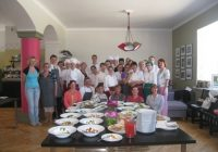 Viesistabā Kazarmās viesojas jaunie pavāri (+Foto)