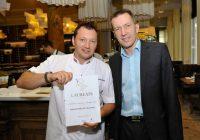 Noskaidroti labākie restorāni Latvijā!