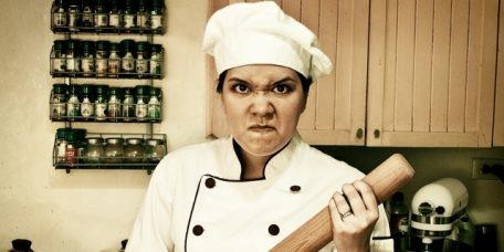 Pavāri dalās ar dīvainiem ēdienu pasūtījumiem un sūdzībām.