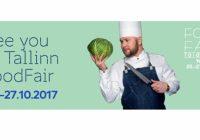 Aicinām apmeklēt Tallin FoodFair 2017!