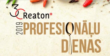 Reaton Profesionāļu dienas 2019′ Baltijā 12. un 13. februārī
