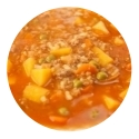 Hotchpotch zupa