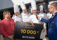 Bocuse d´Or EE the winner