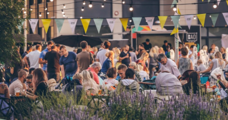 20. jūnijā -Rīgas Street Food Garšas sezonas atklāšana
