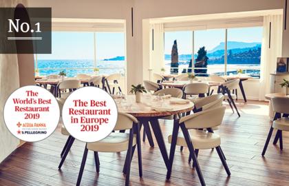 50 labākie restorāni pasaulē