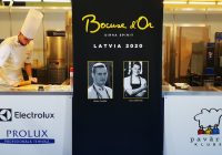 Bocuse d'Or Latvia 2019 norise