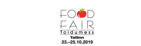 Tallinn Food Fest aicina – LATVIJAS PĀRTIKAS NOZARES un HORECA SPECIĀLISTUS