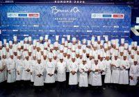 Bocuse d'Or Eiropa konkurss 15.un 16. oktobrī