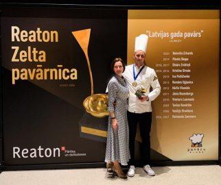 Noskaidroti pavāru konkursa rezultāti un Bocuse d'Or Latvijas kandidāts uz Eiropas atlasi 2022